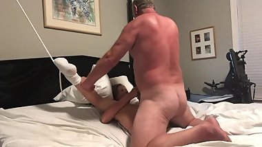 Granny tied up and fucked big orgasm milf mature gilf