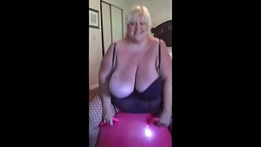 big juicy granny bbw tits