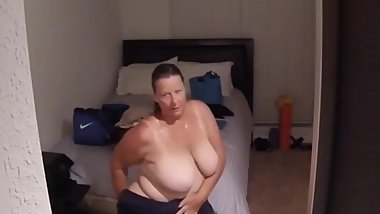Spy on granny after shower - youpornstarvideos.com