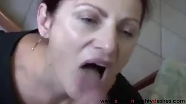 Mature redhead sex for money PART II