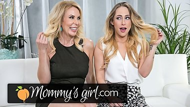 MommysGirl Carter Cruise 69's Mature GILF Erica Lauren