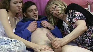 CFNM - Faith & Mrs. Dawson - Granny's Ruined Orgasm