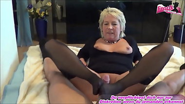 German old mature housewife near granny make userdate