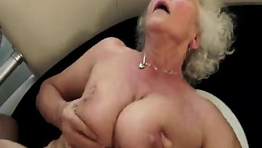 Granny Gets Creamed