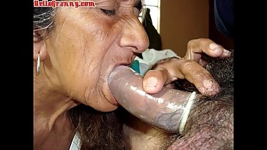 HelloGrannY video full of latina granny sex pics