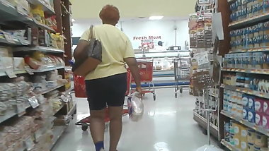 I love a Grandmother in tights