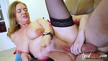 AgedLovE Best of Hardcore Mature Sex Videos