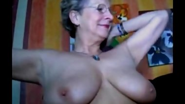 Granny gets some dick