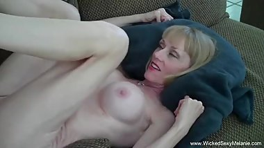 Fucking Mommy On The Couch