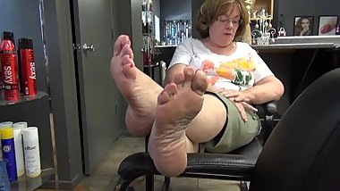 For those who love granny soles