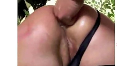 Ugly Granny abused and piss in mouth super fast by satyriasiss