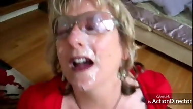 cock sucking granny whore