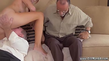 Old man young girl anal and nasty old grandma and old ass granny and old